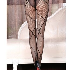 Other - FREE w/dress purchase! sexy fishnet stockings punk